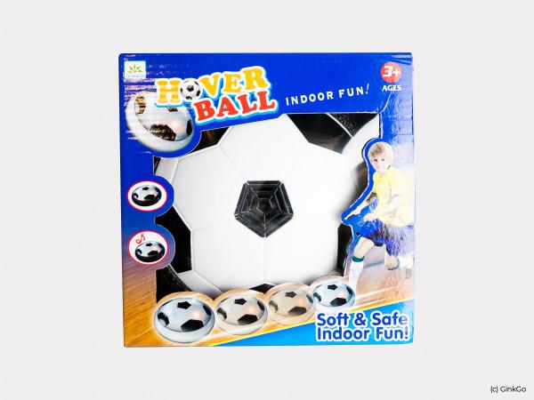 Hover-Ball - Indoor Fun - Spiel- und Spaßgerät mit LED und Sound